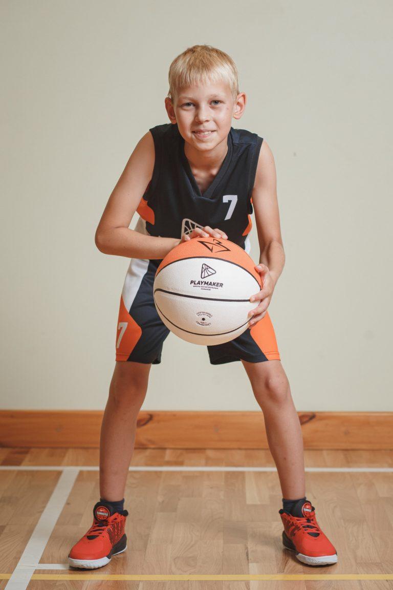 Школа Баскетбольных Навыков PLAYMAKER — новый партнёр программы «Вместе с ГТО»!
