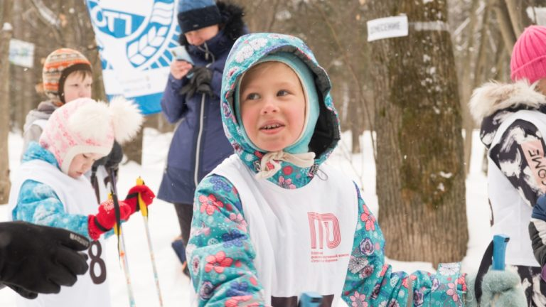 Лыжный забег в рамках Декады ГТО «90 лет ГТО»